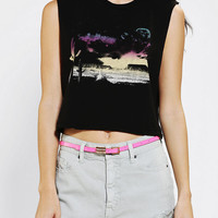 Truly Madly Deeply Desert Dream Cropped Top