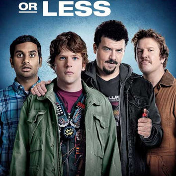 30 Minutes or Less 11x17 Movie Poster (2011)