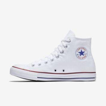 ONETOW Converse Chuck Taylor All Star Unisex High Top White