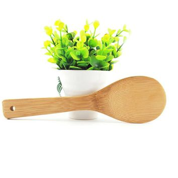 Bamboo Spoon Spatula Wooden Utensils Cooking Spoon Tools China Cooking Tools