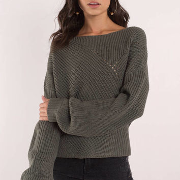 In Between Rib Sweater