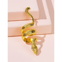 Snakeskin Design Ring 1pc