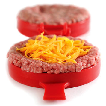 Silicone BBQ/Kitchen Stuffed burger Press Burger Press/Maker