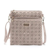 Hollow-out Crossbody Bags