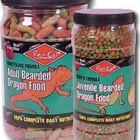 Rep-Cal Juvenile Bearded Dragon Food 12 oz.