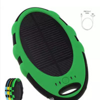 Solar Green PowerLeaf Charge Extender for your Smart Phones and Gadgets
