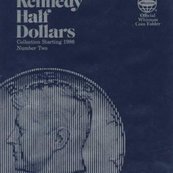 Kennedy Half Dollars: Collection Starting 1986 Number 2