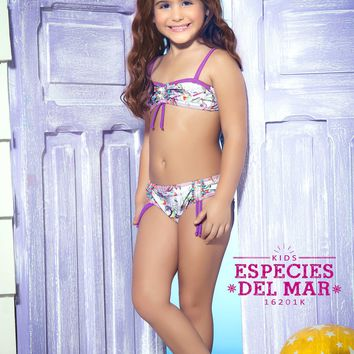 Mar de Rosas - Especies del Mar | Luxury Kids Swimwear
