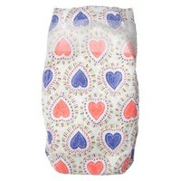 Honest Company Diapers Confetti Hearts Jumbo Pack - Size 2 (34 ct)
