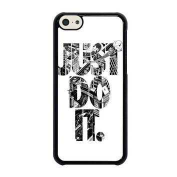 NIKE JUST DO IT TYPE iPhone 5C Case