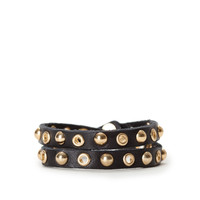 Mixed Stud and Grommet Bracelet