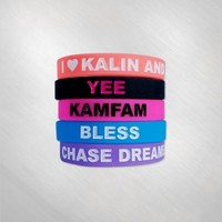 Kalin and Myles - 5 Pack of Wristbands [KAMK4019]: Now Just $5.00