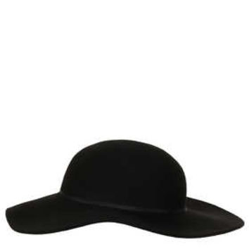 Big Floppy Hat - Black
