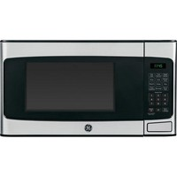 GE 1.1 cu. ft. Countertop Microwave Oven, Stainless - Walmart.com