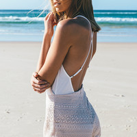 Champagne Playsuit | SABO SKIRT