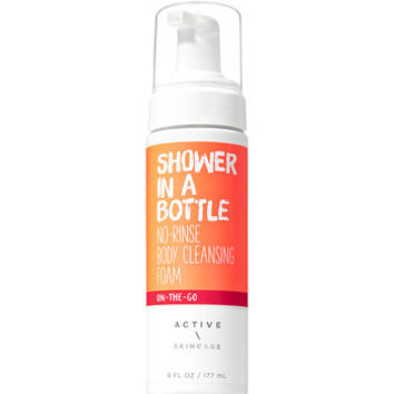 Signature CollectionSHOWER IN A BOTTLENo-Rinse Body Cleansing Foam