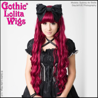 Neo-Classic Collection - Cranberry - Gothic Lolita Wigs Store