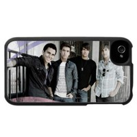 Big Time Rush Group Shot - 16 iPhone 4 Cases from Zazzle.com