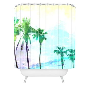 Sophia Buddenhagen Cabo Love Shower Curtain