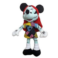 "disney parks 9"" minnie mouse as sally plush toy new with tag"