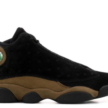 qiyif Air Jordan 13 Retro Olive 2018