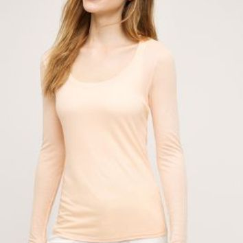 Saturday/Sunday Sheer Layering Tee