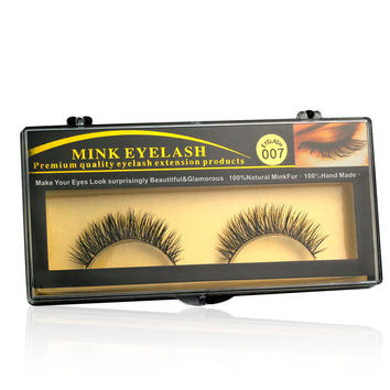 Mink lashes fake eyelashes Natural false eyelashes for Makeup mink eyelash extension growth/false lashes 3d individual eyelashes