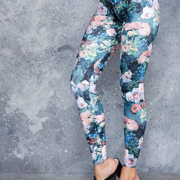 TAKE MY MONET LEGGINGS