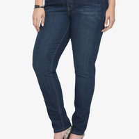 Curvy Skinny Jean - Dark Wash (Regular)