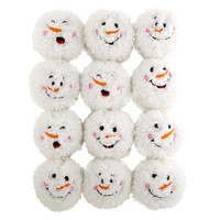 Grreat Choice® Pet Holiday™ Snowball 12-Pack Dog Toy | Black Friday | PetSmart