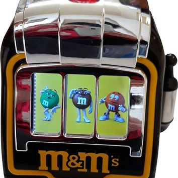 M&M's World Slot Machine Chocolate Candy Candies Dispenser New with Tags