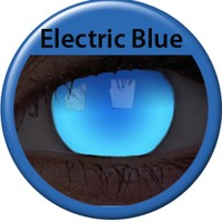 ColourVue Electric Blue Coloured Lenses