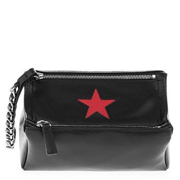 ae38d58483 Givenchy Women s Small Pandora  Star  Wristlet Bag ...