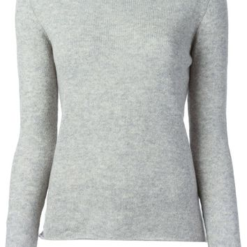 Goyo crew neck cashmere sweater