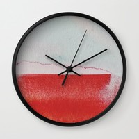 what remained Wall Clock by duckyb