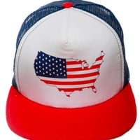 Country Pride Rally Cap