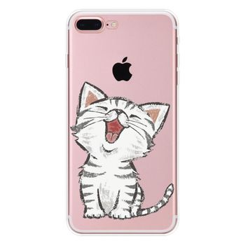 i m not a cat case for iphone 7 7plus iphone se 5s 6 6 plus high quality cover gift box 90  number 1
