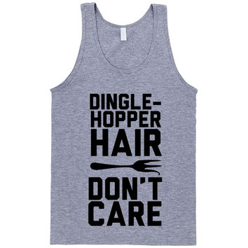 Dinglehopper Hair Don't Care - The Little Mermaid