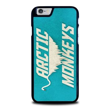 arctic monkeys blue iphone 6 6s case cover  number 1