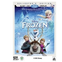 Frozen (2 Discs) (Includes Digital Copy) (Blu-ray/DVD) (W)