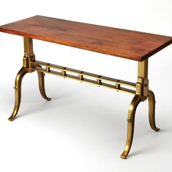 Butler Hugo Industrial Chic Console Table