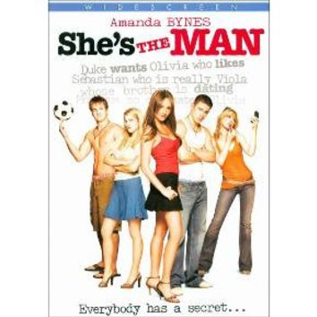 dvd_video She's the Man