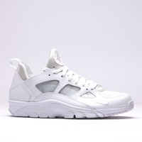 "Air Trainer Huarache Low ""Triple White"""