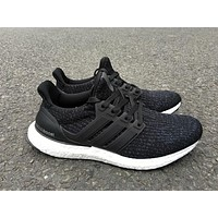 adidas ultra boost 3.0 black Basketball Shoes 36-45