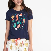 EveryWear Graphic Tee for Women |old-navy