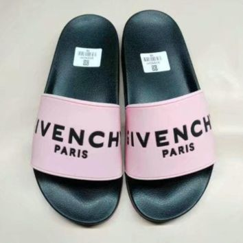 Givenchy Casual Fashion Women Sandal Slipper Shoes H-ALS-XZ