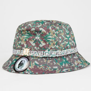 Last Kings Key Step Mens Bucket Hat Green One Size For Men 25427750001