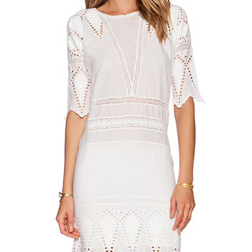 Ulla Johnson Lupe Dress in White