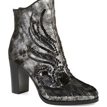 Donald J. Pliner Quiva Bead Accented Boots