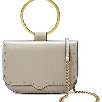 Rebecca Minkoff Ring Leather Crossbody Bag | Nordstrom